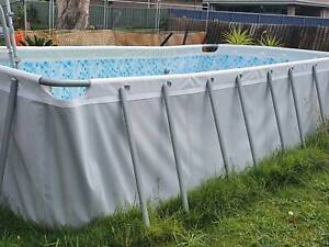 Above Ground Pool 5m x3m approx