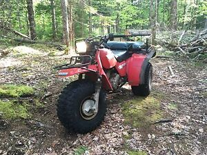 Looking for 1985 Honda 250 big red parts