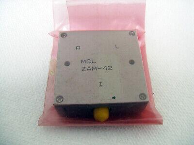 1 Nos Mini-circuits Zam-42 1.5-4.2ghz Sma Rf Coaxial Frequency Mixer Lo 7dbm Us