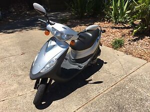 Scooter (Bolwell) 50cc - Jolie- Silver/Black- with extras! Flagstaff Hill Morphett Vale Area Preview