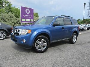 2010 Ford ESCAPE XLT CLEAN CAR PROOF LEATHER HEATED SEATS RUST P