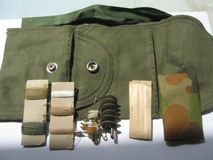 Genuine Australian Army Sewing Kit. Nowra Nowra-Bomaderry Preview