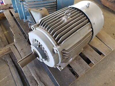 Siemens Rgz 25hp 3 Phase Electric Motor