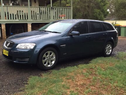Ve Commodore Series 2 Mag Alloy wheel and tyre set Cessnock Cessnock Area Preview