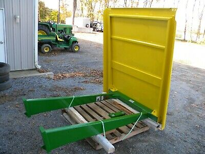 Rollbar Canopy For J D 2510 3010 3020 4000 4010 4020 4320 Rops
