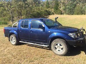 2011 Nissan Navara Carwoola Queanbeyan Area Preview