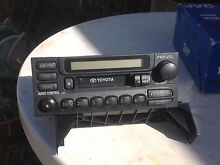 Toyota car radio/cassette player Holden Hill Tea Tree Gully Area Preview