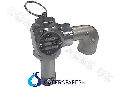 59742 Henny Penny Fryer Steam Pressure Safety Relief Valve 561580600 Models