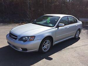 2005 Subaru Legacy Only 136,000KM