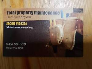 Total Property Maintenance - Handyman services Sydney City Inner Sydney Preview