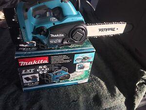 Makita cordless chainsaw Blacktown Blacktown Area Preview
