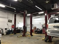MECHANIC APPRENTICE WANTED MECANICIEN VILLE ST LAURENT
