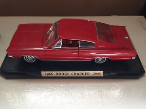 Diecast model car 1966 charger