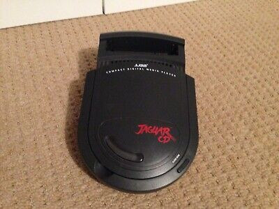 Atari Jaguar CD unit - tested fully working - CD unit only