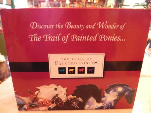 Trail of the Painted Ponies - THUNDER HORSE - Retired