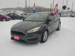 2015 Ford Focus SE !!CERTIFIED!!WARRANTY!!