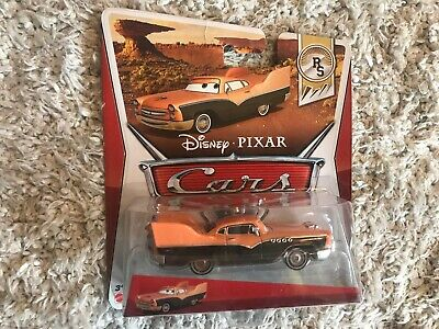Disney Cars Mattel Radiator Springs Hank Halloween Murphy 2012 NEU & OVP
