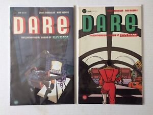 Dare comics (1-4 set, grant Morrison)