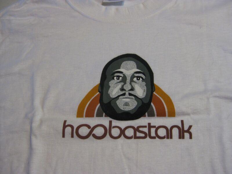 "Rare Vintage Hoobastank 2003 ""The Reason"" Tour T-Shirt - Never Worn"