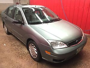 Saftied 2005 ford focus