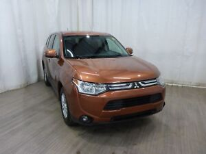 2014 Mitsubishi Outlander SE No Accidents Bluetooth Heated Seats