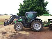 Deutz Fahr Tractor Greenwood Joondalup Area Preview