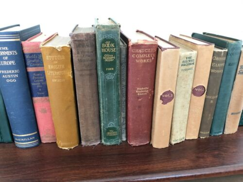Mixed Lot of 85 Antique / Vintage Books