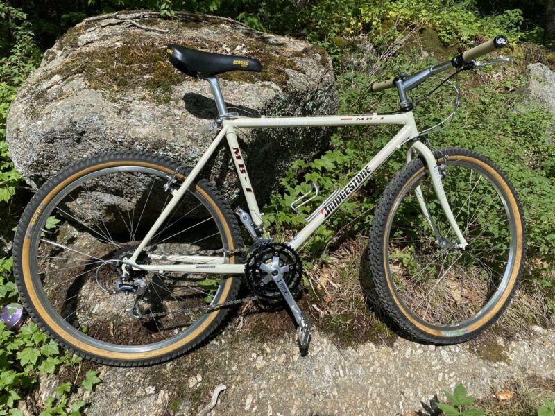 Bridgestone MB-1 Mountain Bike -  Ritchey