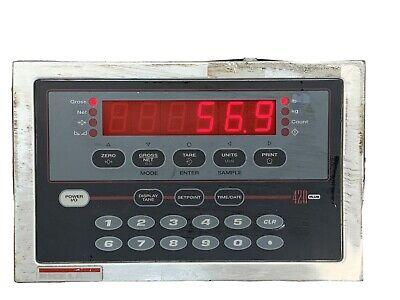 Rice Lake 420 Plus Scale Indicator Used Wrelay Board