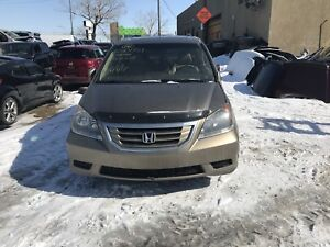 2008 Honda Odyssey for parts only