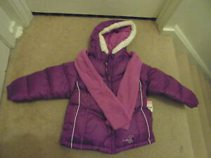 NEW size 6 oshkosh winter coat