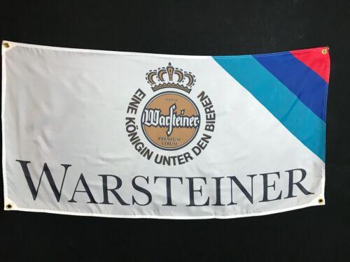 BMW M3 Warsteiner Flag ~ E30 alpina hartge ac schnitzer gt dtm nürburgring FIA