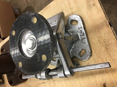 Cast Iron Heavy Duty Floor Foot Lock