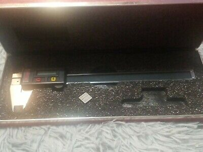Starrett No. 722 Digital Caliper 6 150mm Lathe Machinist