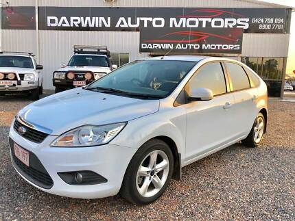 2010 Ford Focus TDCi Automatic Hatchback Durack Palmerston Area Preview