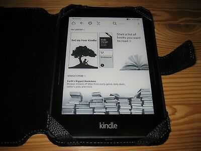 *Ads Free* Amazon Kindle Voyage WiFi, 6in, 300 ppi, 4GB, 7th Generation **