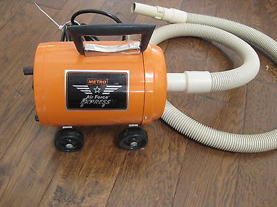 Metro Air Force Express Grooming Dryer Pet Dog Cat Groomer on Wheels EX-2