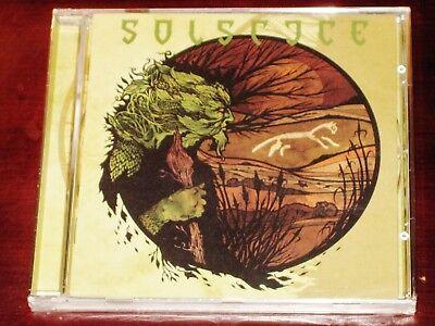 White Horse Hills - Solstice: White Horse Hill CD 2018 Bonus Track Dark Descent USA DDR198CD NEW