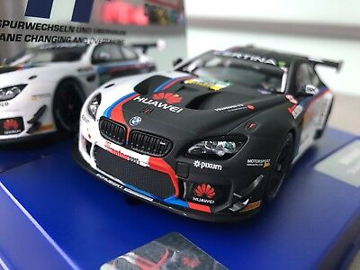 "Carrera Digital 132 30810 BMW M6 GT3 ""Schubert Motorsport, Nr. 20"" NEU OVP"