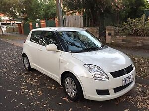 2010 Suzuki Swift Moonee Ponds Moonee Valley Preview