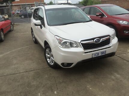 2014 Subaru Forester Newport Hobsons Bay Area Preview