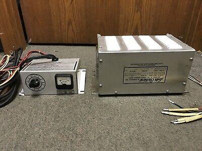 Lestertaylor Dunn On Board Battery Charger Wtimer 24v25a 200v240v