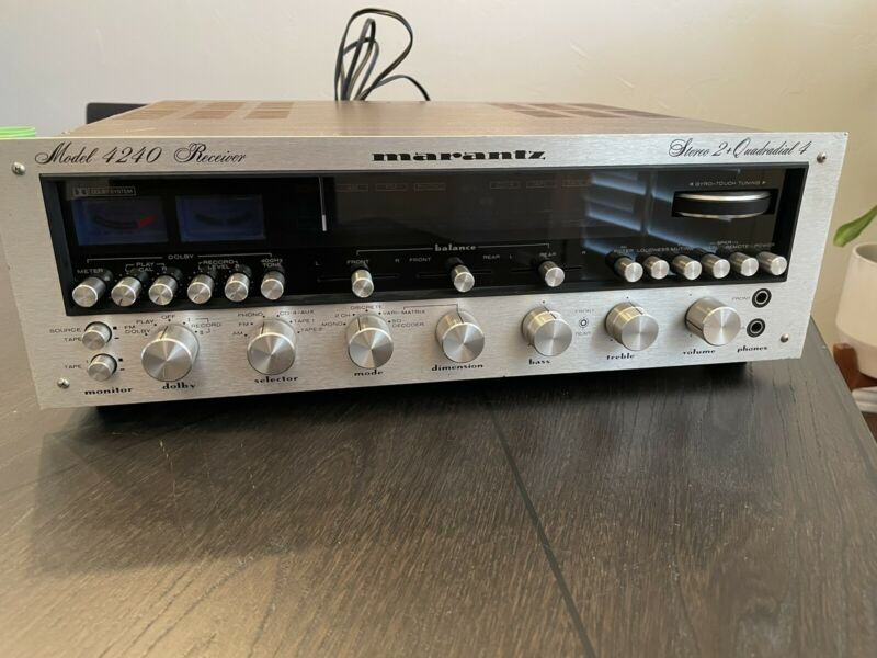Marantz 4240 Vintage receiver stereo in working condition