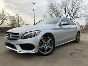 2016 Mercedes C300 548$ Lease Takeover!