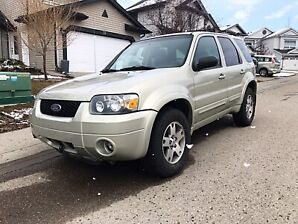 2005 Ford Escape Limited AWD ** Fully Loaded***