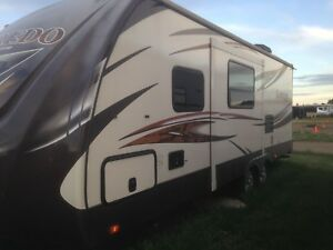 Laredo 240mk travel trailer
