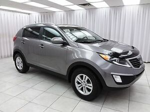 2013 Kia Sportage LX AWD SUV w/ BLUETOOTH, HEATED SEATS, USB/AUX