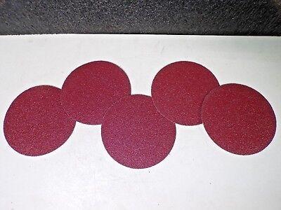 6 Coated Psa Sanding Disc 80 Grit 5 Pk K
