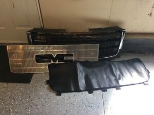 For Sale 2011 GMC HD grill , summer and winter front