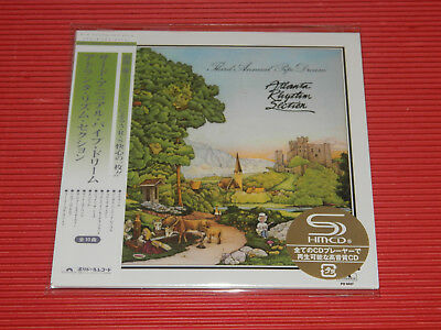 2018 ATLANTA RHYTHM SECTION Third Annual Pipe Dream  JAPAN MINI LP SHM CD